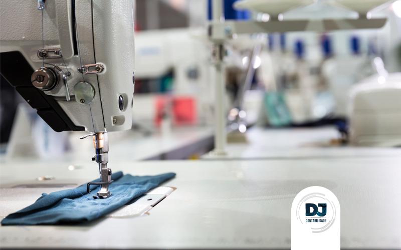controle financeiro para a indústria têxtil