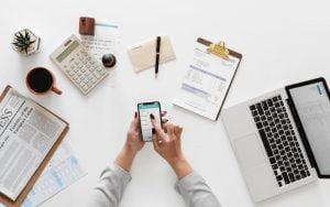 A importância de separar os gastos pessoais da sua loja